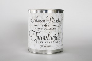 Maison Blanche Furniture Glaze