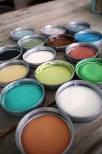 Paint Lids - 3