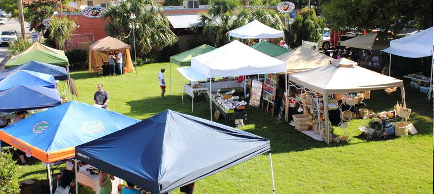 Downtown Fort Walton Beach Farmers Market